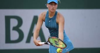 Костюк одержала эффектную победу и вышла в финал квалификации Ролан Гаррос