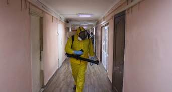 Через порушення карантину: у Києві оштрафували 40 гуртожитків