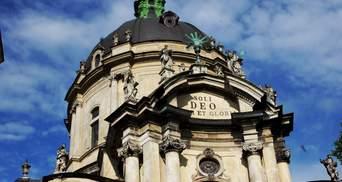 Домініканський собор у Львові заграє новими барвами: терміни реставрації та що змінять