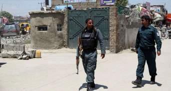 В Афганистане убили восьмерых боевиков, среди них руководитель дивизии