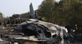 Геращенко об аварии АН-26: записи разговоров пилотов нужно обнародовать