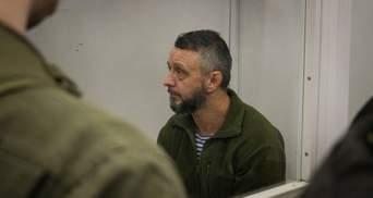 Убийство Шеремета: суд оставил обвиняемого Антоненко под стражей