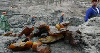 Люди боятся ходить на места незаконной добычи янтаря в Украине, – эксперт