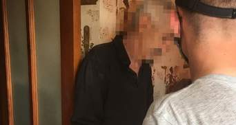 СБУ задержала боевика, который штурмовал управление СБУ Луганщины: что ему грозит