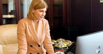 Україна готова бути повноправним партнером ЄС: відверте інтерв'ю з Стефанішиною