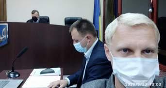 Активиста Виталия Шабунина признали виновным в несвоевременном предоставлении декларации