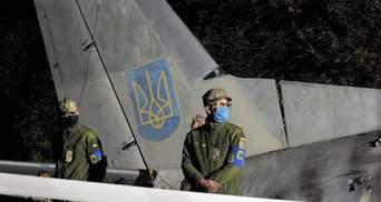 Чорні скриньки з літака Ан-26 розшифрували
