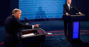 Найганебніші дебати в історії Америки: журналіст відреагував на словесний двобій