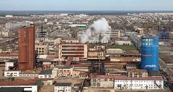 """Пожежі на Луганщині: чи загрожує щось підприємству """"Азот"""""""
