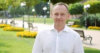 На COVID-19 захворів мер Чернігова Атрошенко
