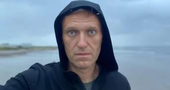 Я щось на зразок піддослідного кролика, – Навальний про свій стан після отруєння
