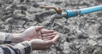 Загроза для України та світу, – Кривонос про проблему води у Криму