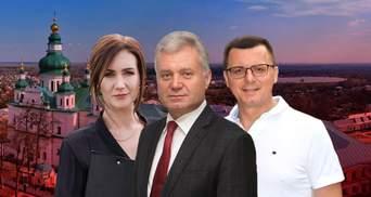 Хто балотується в мери Чернігова: список кандидатів