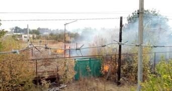 Сотні людей залишились без житла через пожежі на Луганщині: якої допомоги потребують