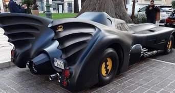 "Бэтмен – не евробляхер: в Монако засветился настоящий ""бэтмобиль"" на украинских номерах – фото"