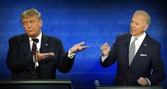 Другому туру бути: Трамп погодився продовжити дебати із Байденом