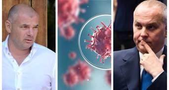 """""""Подивимося, чим це закінчиться"""": коронавірус підхопили Палиця і Шуфрич – у якому вони стані"""