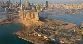 Через руйнівний вибух у Бейруті заочно арештували двох росіян