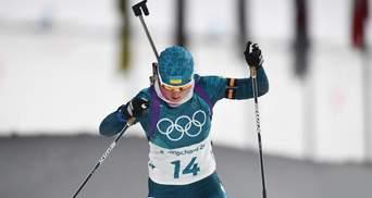У биатлонистки Виты Семеренко – коронавирус, она не отправилась на сбор команды