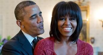 Барак Обама трогательно поздравил жену с 28 годовщиной брака: милые фото