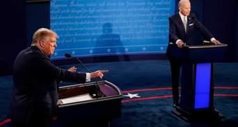 На заваді другому туру дебатів може стати COVID-19 у Трампа: позиція Байдена