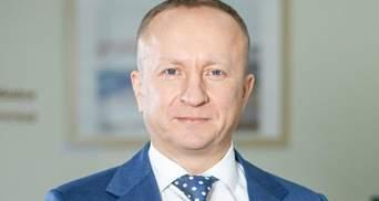 Государственный Ощадбанк получил нового председателя правления: им стал Наумов