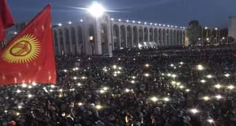 Протести в Киргизстані: кількість постраждалих наближається до тисячі