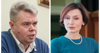 Выговор Рожковой и Сологубу: что происходит между Нацбанком и Советом НБУ