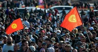 Переворот у Киргизстані: хто і навіщо спалив резиденцію президента