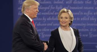 Трамп наказав розсекретити документи щодо скандалу з листуванням Клінтон та зв'язків з Росією