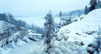 Облачные каюты: в Китае разработали зеркальные гостиничные номера, что разбросаны среди гор