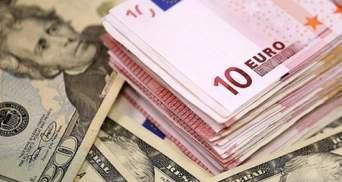 Наличный курс валют 7 октября: доллар и евро подешевели