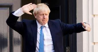Джонсона можуть замінити на посаді прем'єра Великої Британії, – Bloomberg