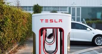 Чуда не произошло: Tesla Supercharger не будет в Украине до 2022 года