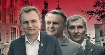 Рейтинги партій і кандидатів у мери Львова: хто пройде у міську раду