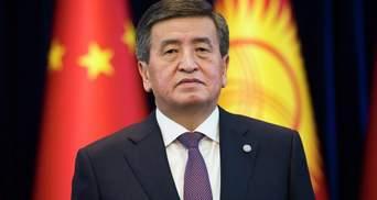 У Киргизстані заявили про зникнення президента Жеенбекова: що відбулося
