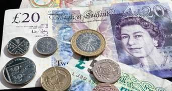 У Goldman Sachs рекомендують купувати фунт на тлі ймовірного ухвалення угоди між ЄС і Британією