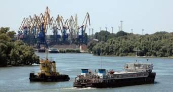 """НАБУ проводить обшуки через продаж барж """"Дунайського пароплавства"""": коментар Криклія"""