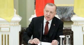 """""""Хоче створити зону масштабного конфлікту"""": Ердоган звинуватив Вірменію"""