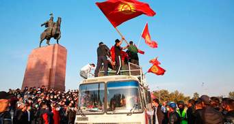 Через протести у Киргизстані постраждали вже понад 1 000 людей