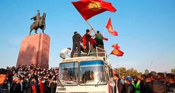 Из-за протестов в Кыргызстане пострадали уже более 1 000 человек