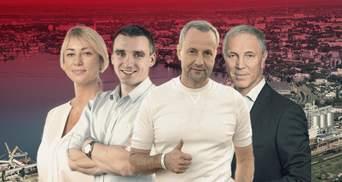 Николаев и Херсон: рейтинги партий и кандидатов в мэры