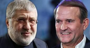 Плани Медведчука та Коломойського: чим загрожує російсько-олігархічна коаліція