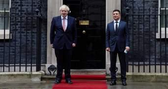 Велика Британія – найпалкіша прихильниця України, – Джонсон