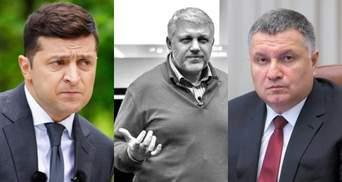 По делу Шеремета хотят допросить Зеленского и Авакова: причина