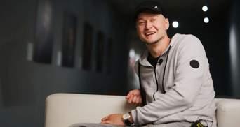 """Андрій Хливнюк, фронтмен гурту """"Бумбокс"""", захворів на COVID-19"""