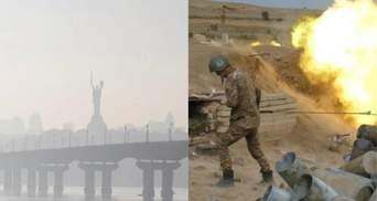 Главные новости 11 октября: экологические проблемы Киева, сорванное перемирие в Карабахе