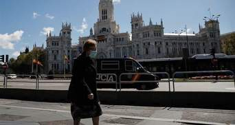 Жесткий карантин из-за COVID-19: в Мадриде режим чрезвычайного положения