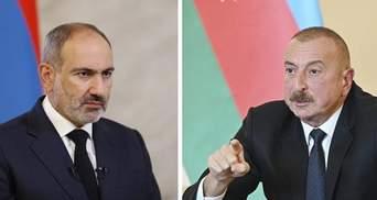 Азербайджан і Вірменія провели переговори в Москві: про що домовились