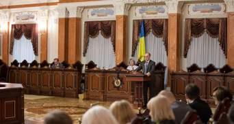 Венеціанська комісія ухвалила рішення щодо судового закону: що він передбачає